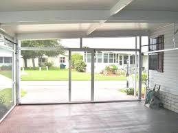 garage door screen door lifestyle sliding screen doors for garage door opening