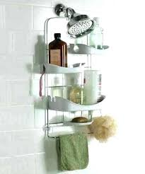 tension shower caddy adjule review organizer threshold reviews pole stainless steel rust proof