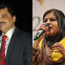 Udit Narayan Sadhana Sargam Radio King