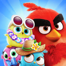 Angry Birds Match - Home