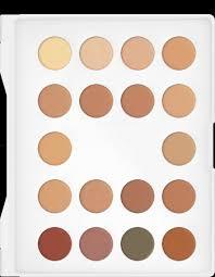 Dermacolor Camouflage Creme Mini Palette 18 Colors Kryolan
