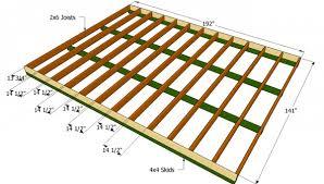 shed floor plans. Floor Plans Shed 2