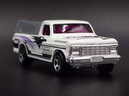 1979 FORD F150 Long Bed Pickup Truck Rare 1/64 Scale Limited Diecast ...