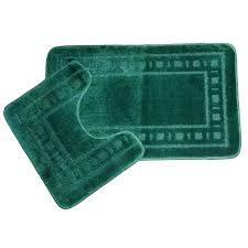 mohawk bath mat bathroom rugs home memory foam dark green a charisma rug watercolor neutral blue