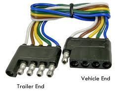 boat trailer wiring diagram 5 way wiring diagram schematics 5 wire trailer harness diagram nilza net