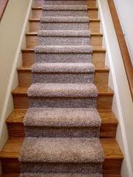 Installing Carpet On Wood Stairs Best Accessories Home 2017