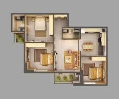 3d model home interior fully furnished 3d model m grader