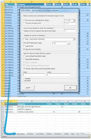 ASAP Utilities for Excel - Sheets » Split the selected range into ...