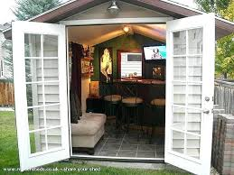 Garden shed office Cheap Shed Office Ideas Man Cave Shed In Your Backyard See Lots More Home Ideas Garden Shed Office Clickmoviehdclub Shed Office Ideas Outdoor Office Shed Office Design Garden Shed