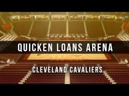 3d Digital Venue Quicken Loans Arena Nba Cleveland