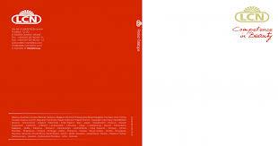 Lcn Gel Color Chart Lcn Product Catalogue 2012