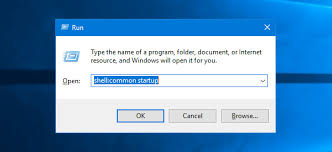 Location Of Startup Folder In Windows 10 8 For All And Current User