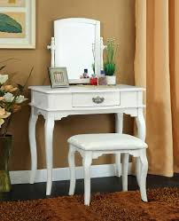 Alluring Bedroom Vanity Furniture Simple Large Mirror Drawers