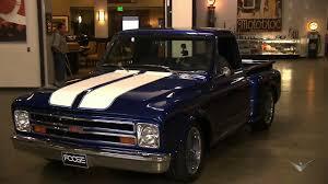 Revealing the '67 Chevy C10 | Overhaulin' - YouTube