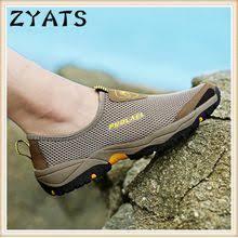 Shop Zyats ZYATS <b>2019 Men Summer</b> Casual Shoes Slip-on <b>Mesh</b> ...