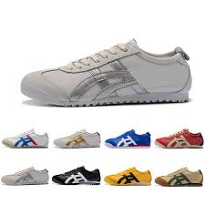 2019 High Quality Onitsuka Tiger Running Shoes For Men Women Athletic Outdoor Boots Brand Sports Mens Trainers Sneakers Designer Shoe Size 36 44 From