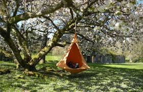 single hanging chair ca
