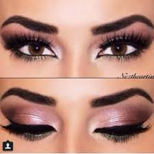wedding makeup for brown eyes and brown hair google search