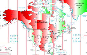 Solar Noon Chart Amazing Map Reveals How Far Out You Are From Solar Time