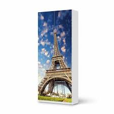 Schrank Ikea Möbelfolie 236 Pax Eiffel Tour La Design