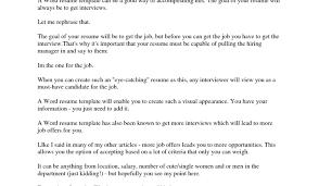 Updating My Resume Eliolera Com