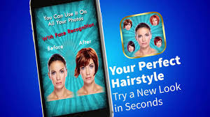Your Perfect Hair Style your perfect hairstyle for women android app youtube 8074 by stevesalt.us