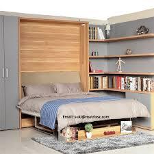 hidden wall bed. Newest Design China Hidden Wall Bed Supplier,Modern Bedroom Furniture Murphy , E