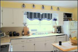 Yellow And Blue Kitchen Blue Kitchen Cabinets Yellow Walls Design Porter