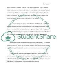 Sociological Imagination Memoir Essay Example Topics And
