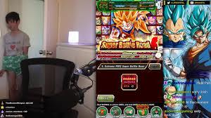 How To Get Victory Light In Dokkan Battle Jphanta F2p Str Super Battle Road Attempts Twitch