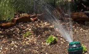 using boreholes for garden irrigation