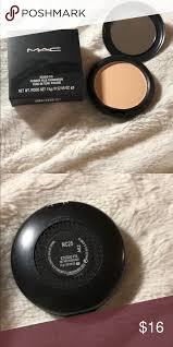 Mac Cosmetics Studio Fix Powder Plus Foundation Mac