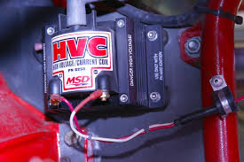 tips on race car wiring systems hot rod network the coil dick uses is attached to the back side of the rear engine plate to