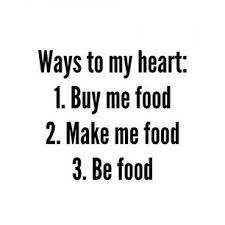 Food Funny Quotes