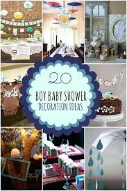 diy baby shower table decorations boy decoration ideas spaceships and laser beams
