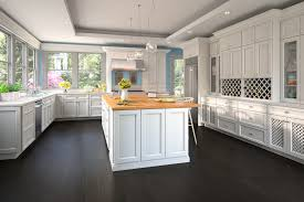 Providence White Pre Assembled Kitchen Cabinets The Rta Store