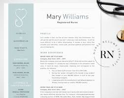 Nurse Resume Template For Word Medical Resume Word Nurse Cv Template Doctor Resume Rn Resume Registered Nurse Resume Cv Medical Cv Cna