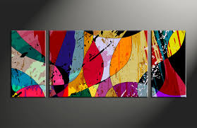 home decor 3 piece canvas wall art abstract group canvas abstract canvas wall on 3 piece abstract canvas wall art with 3 piece colorful home decor abstract large canvas