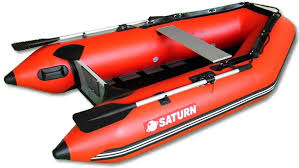 saturn 8 ft 6 in red slate floor inflatable boat ss260r