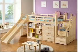 childrens beds with slides. Incredible Children Wooden Bed With Slide Buy Designkids Beds Inside Childrens Slides O