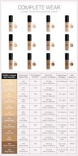 Clinique Superbalanced Makeup Color Chart Complete Wear Foundation 12 Colors In 2019 Find Your