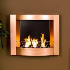 modern gas fireplace wall mounted