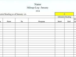 Expense Journal Template Monthly Log Tax Travel Templates Personal