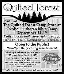The Quilted Forest - Posts | Facebook & No automatic alt text available. Adamdwight.com