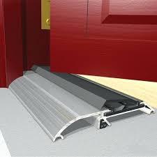 door threshold seal 8 ft garage door floor threshold weather seal draught door threshold seal bq