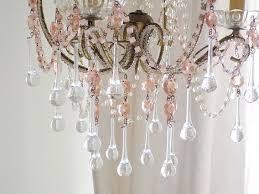 venetian vintage macaroni beads crystal chandelier lorella dia chandelier glass beads