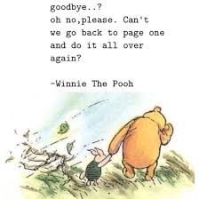Winnie The Pooh Quotes About Love Simple Goodbye Love Quote Winnie The Pooh Inspiration Pinterest