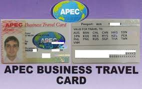 How To Get Apec Business Travel Card Card Asian Pacific Economic