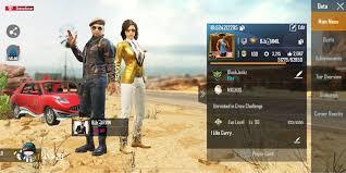 pubg mobile s7 conquorer account m4a1