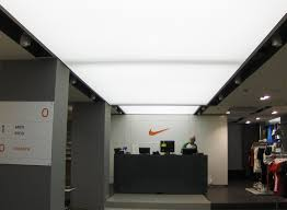 barrisol lighting. Barrisol Lumiere @ NIKE Store In Makariou Avenue,Nicosia. Design By Andreas Kyprianou \u0026 Associates. Lighting S
